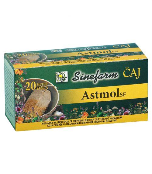 Astmol-filter