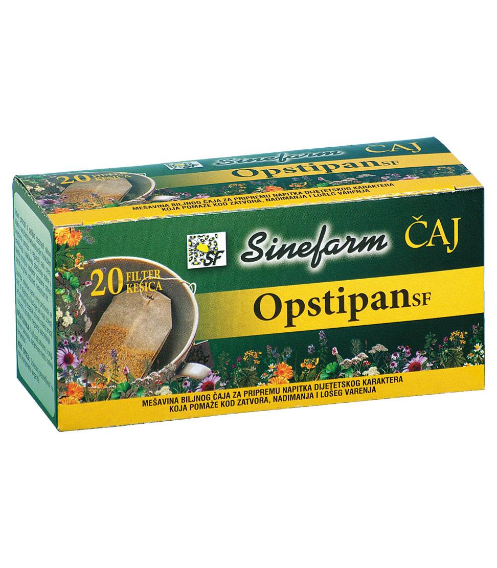 Čaj protiv zatvora -30 g-e filter kesice-OPSTIPAN