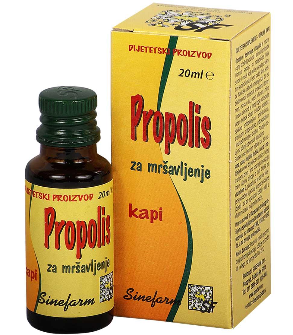 Propolis kapi za mršavljenje-20 ml-e