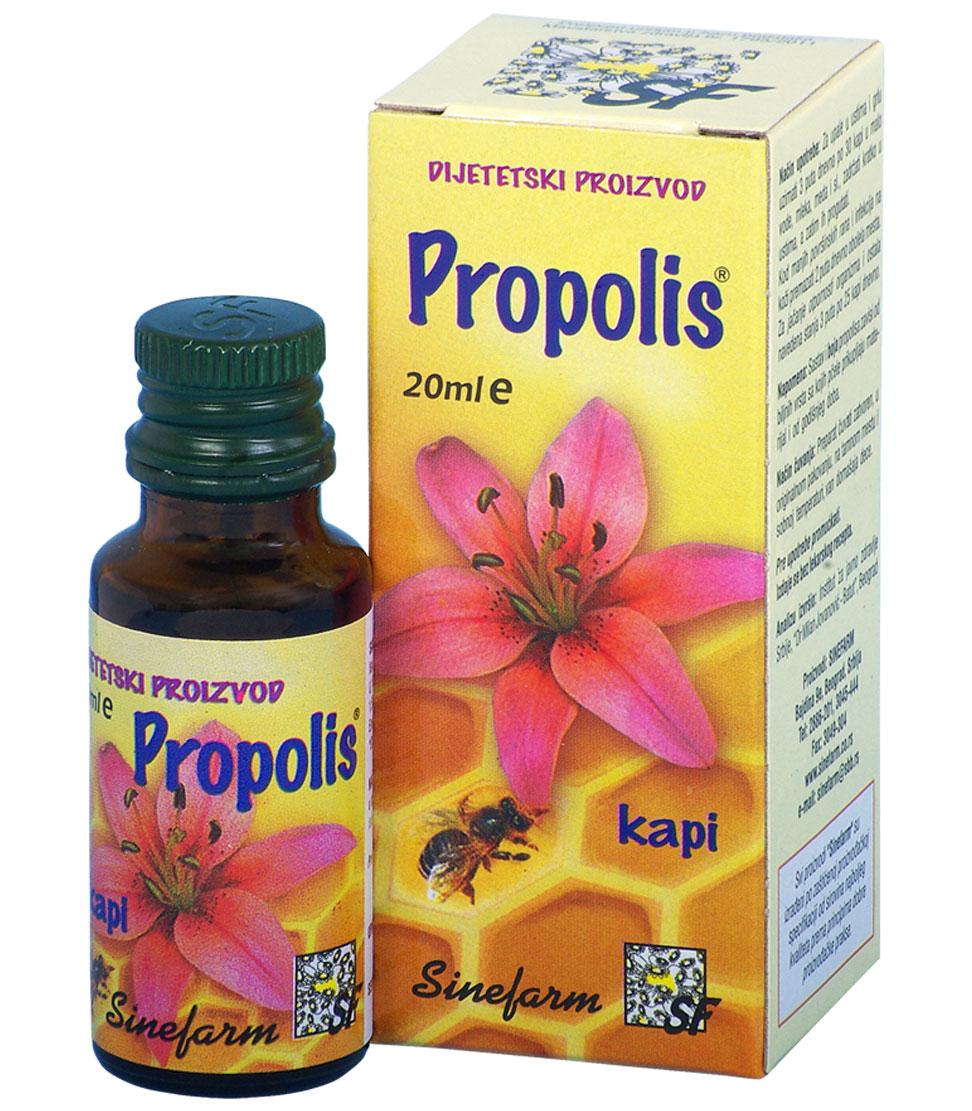 Propolis kapi-20 ml-e