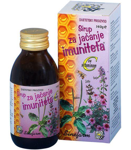 SIRUPI-Imunitet