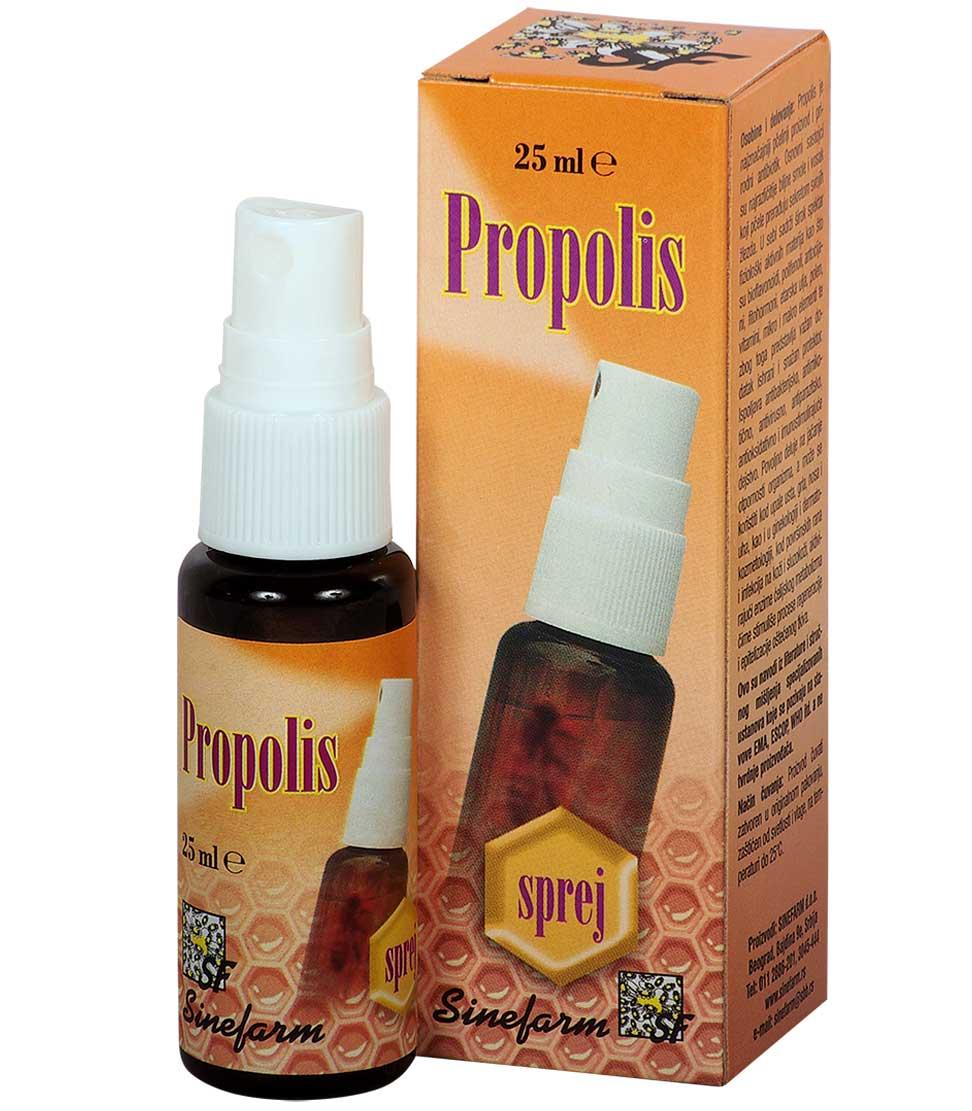 Propolis sprej-25 ml-e