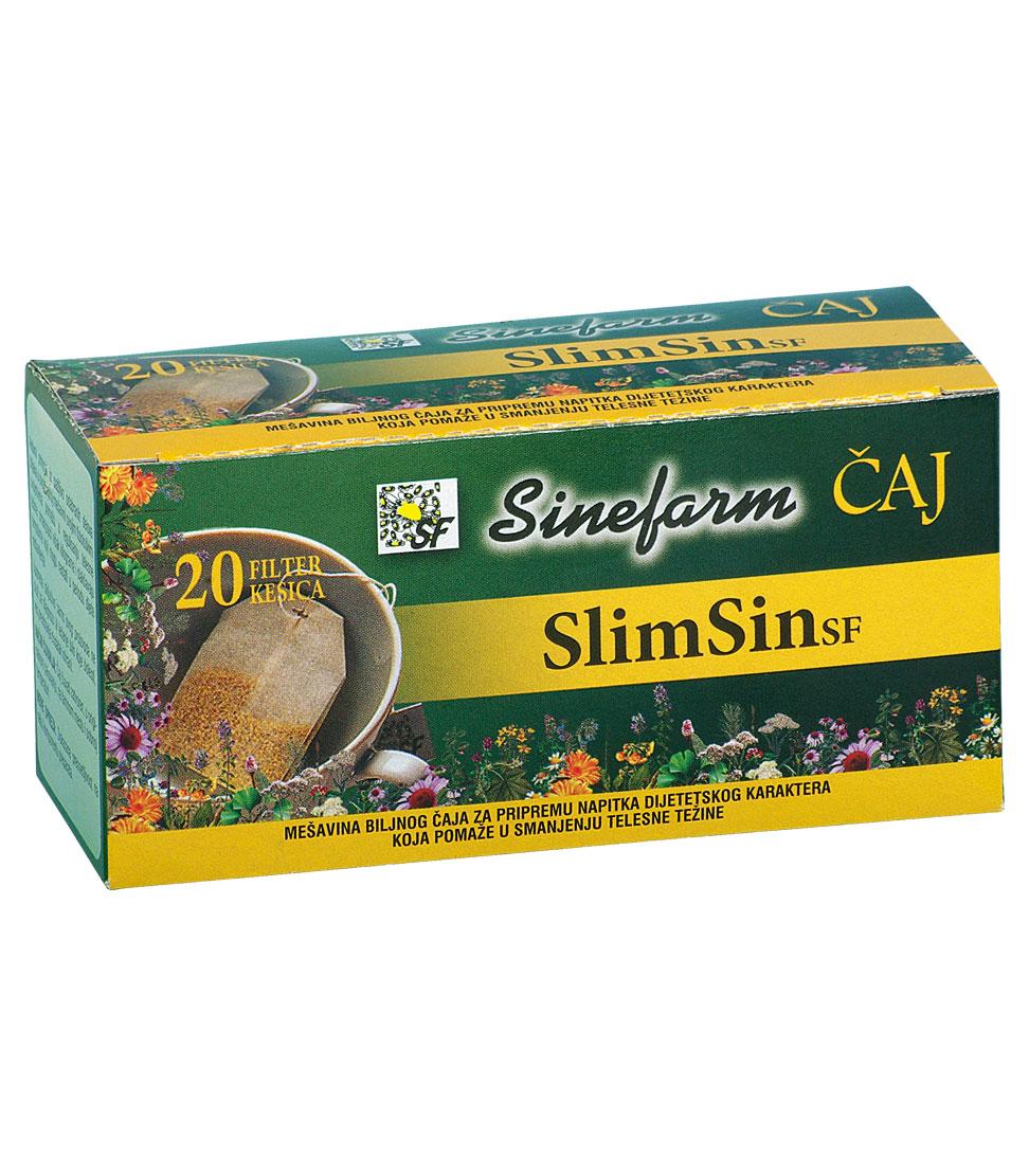 Čaj za mršavljenje-30 g-e filter kesice-SLIMSIN