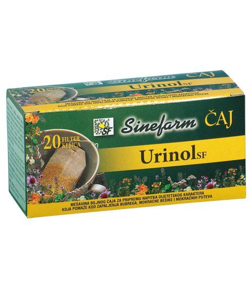 Urinol-filter