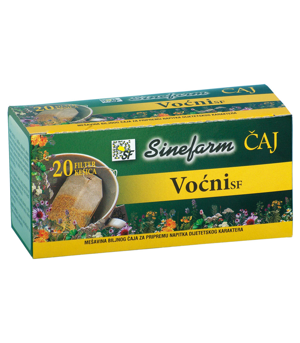 Čaj voćni-filter kesice-30 g-e