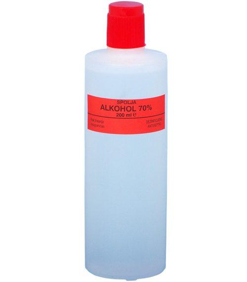 Alkohol-70%-200 ml