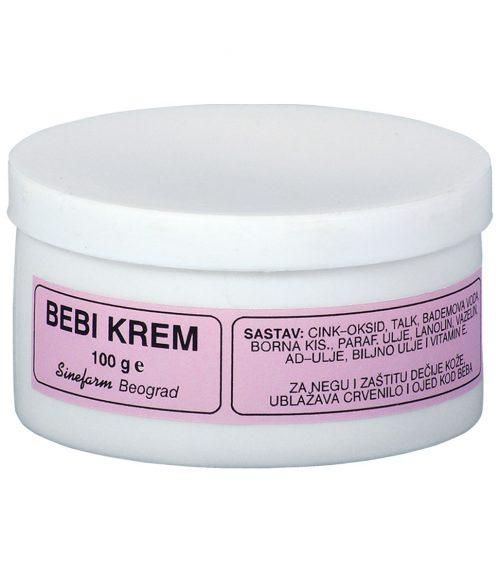 Bebi-krem-100g