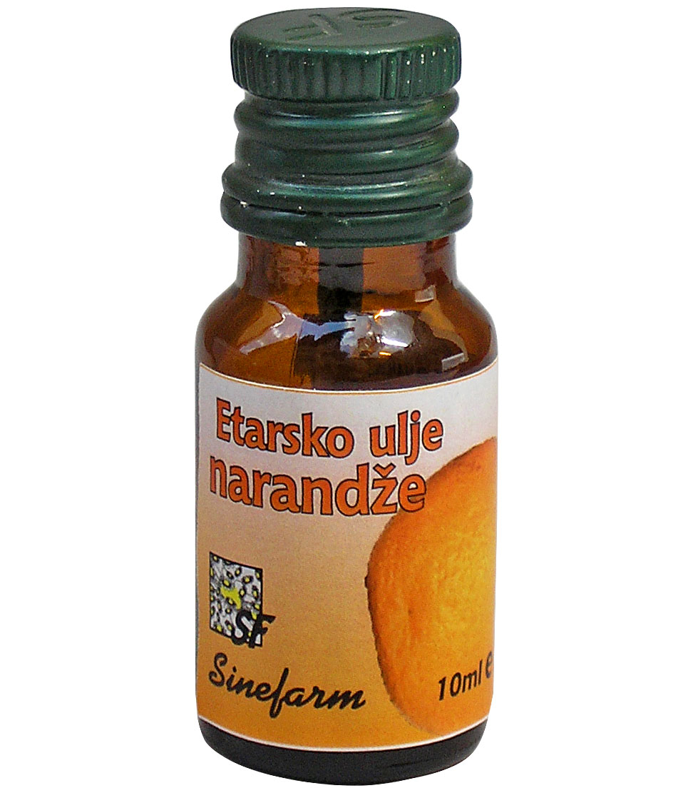 Ulje etarsko od narandže-10 ml-e