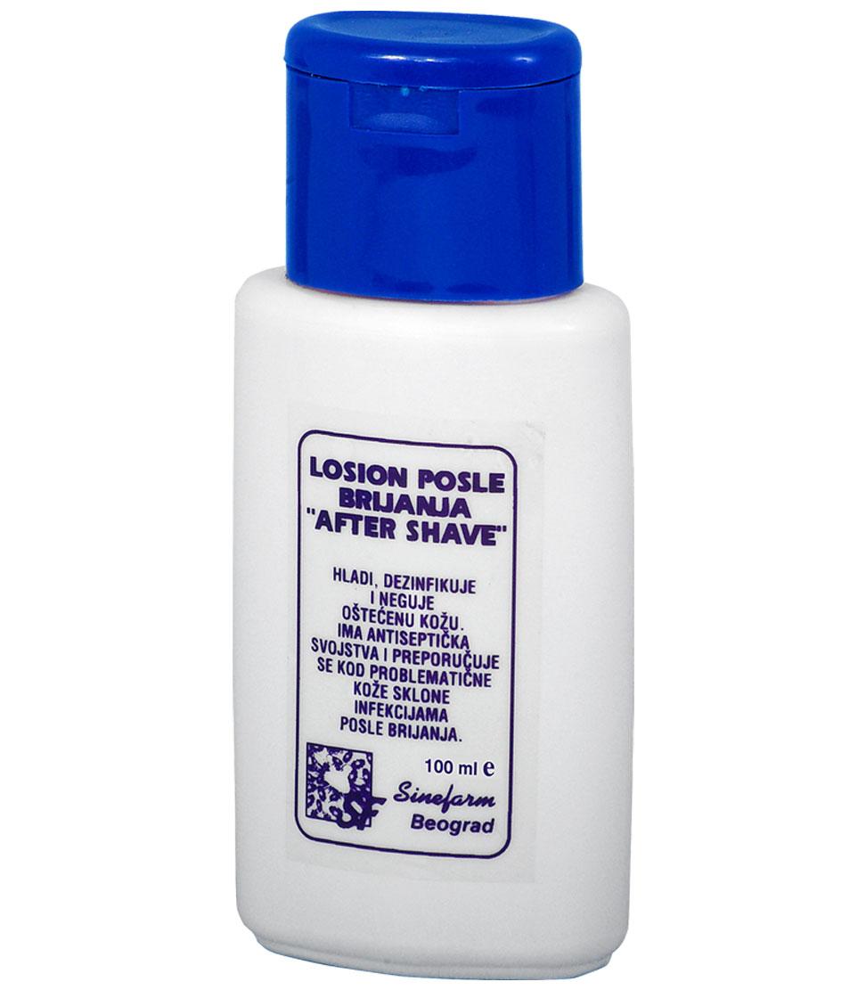 Losion posle brijanja-100 ml-e