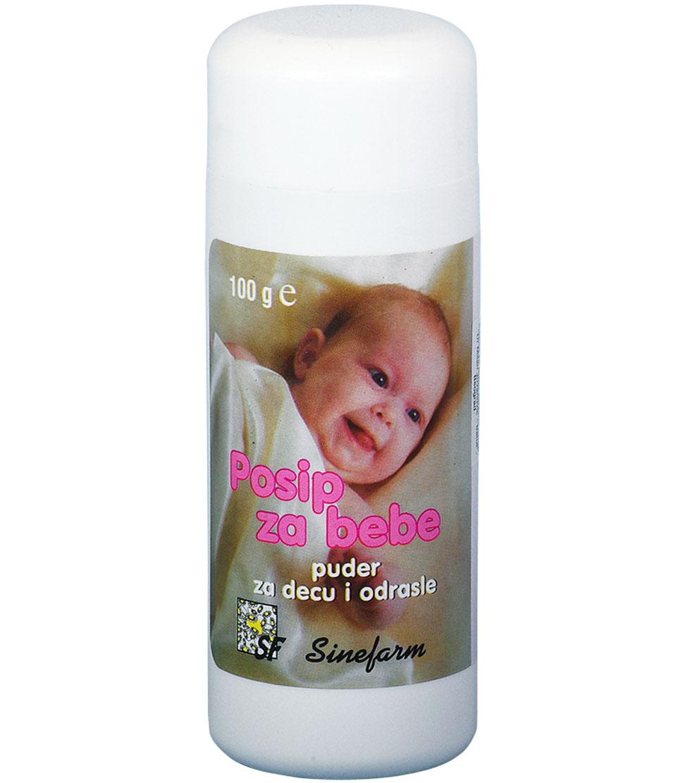 Posip za bebe-100 g-e