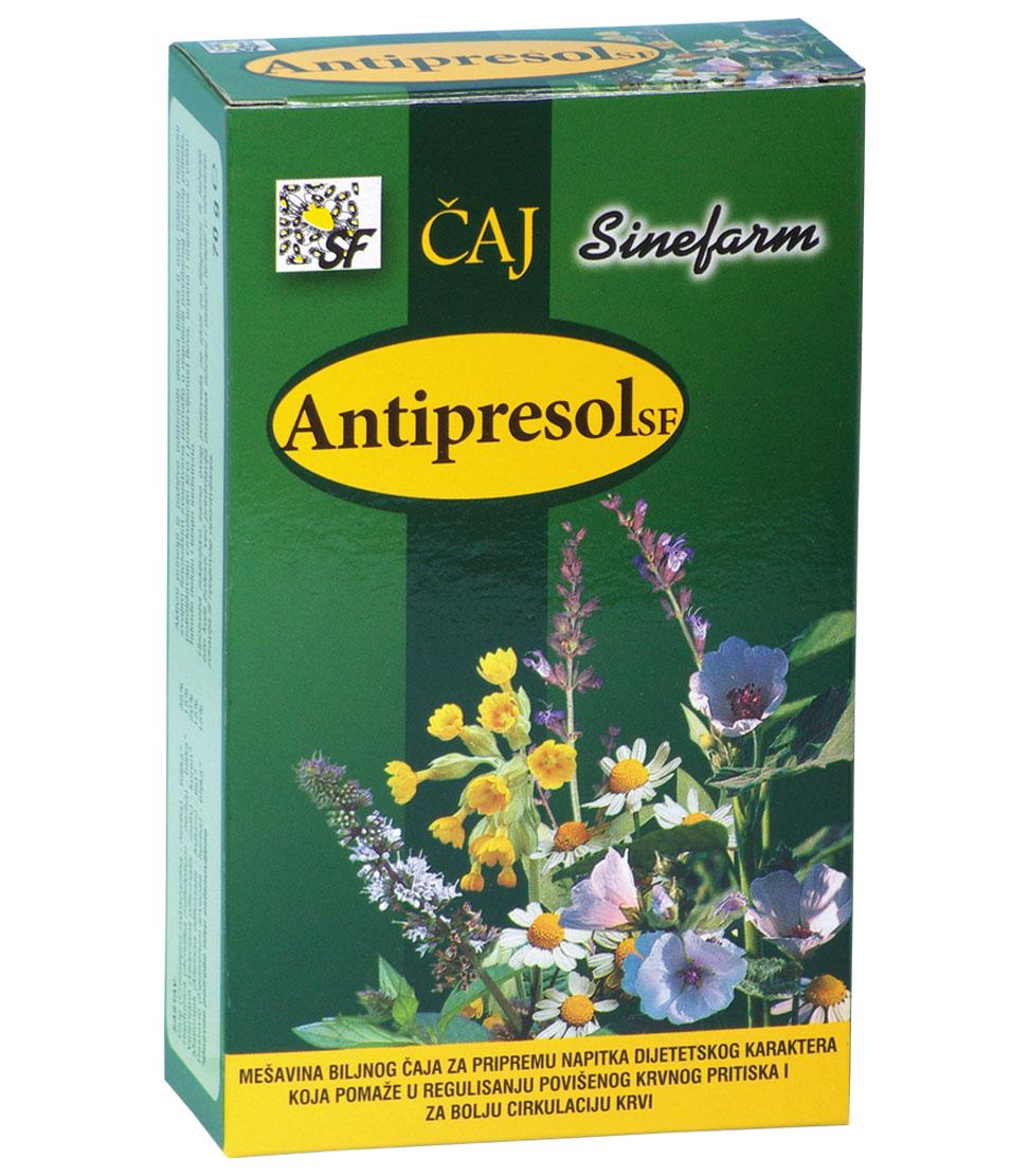 Čaj protiv pritiska-70 g-e rinfuz-ANTIPRESOL