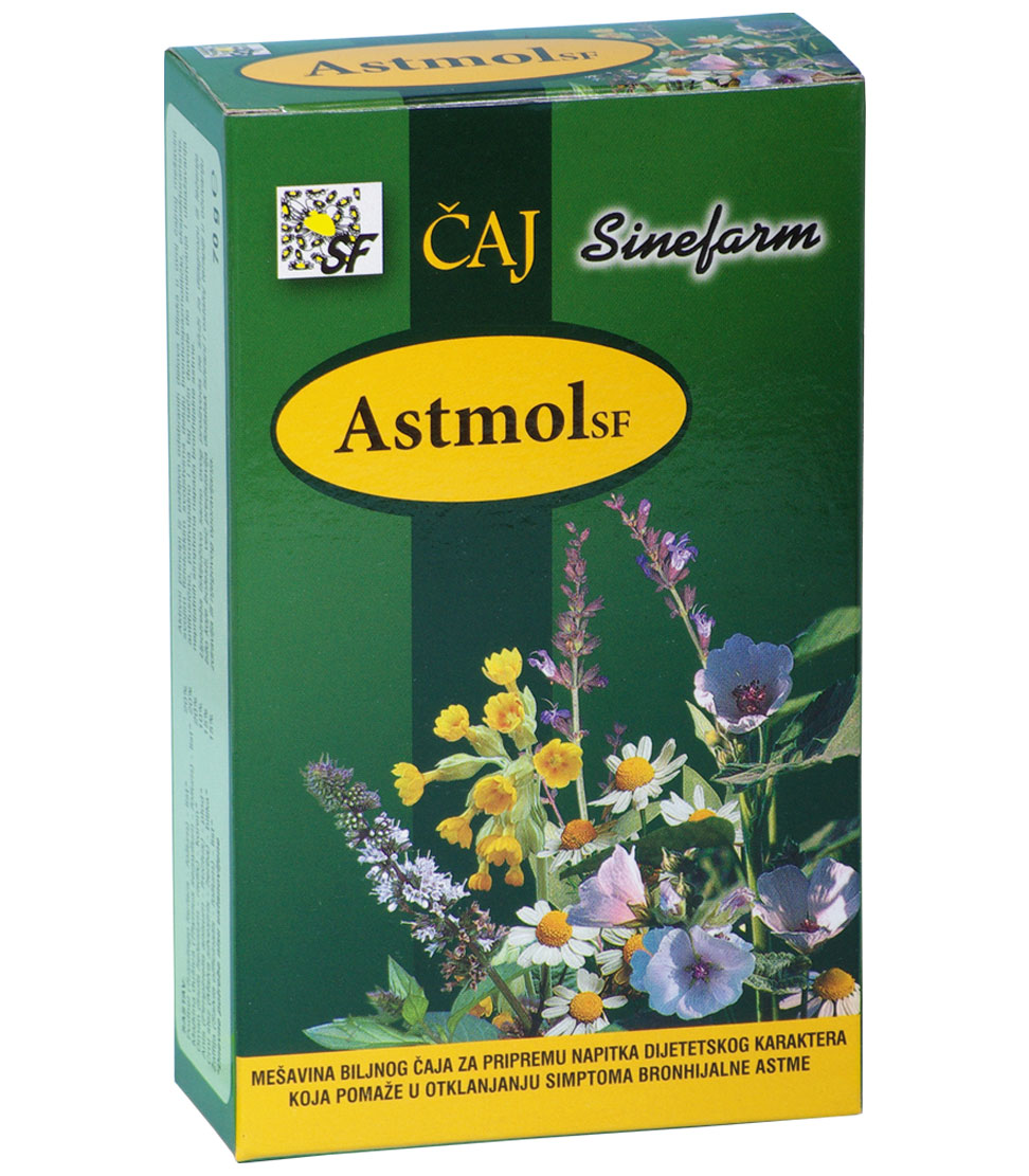 Čaj protiv astme-70 g-e rinfuz-ASTMOL