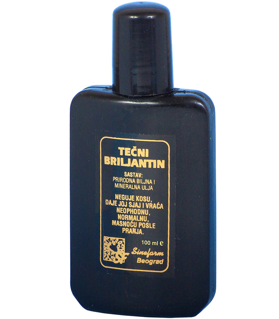 Briljantin tečni-100 ml-e