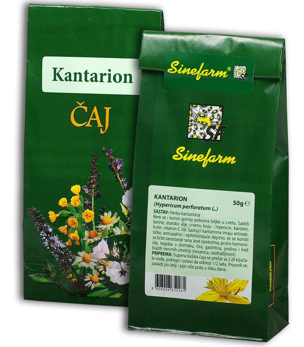 Kantarion čaj-50 g-e