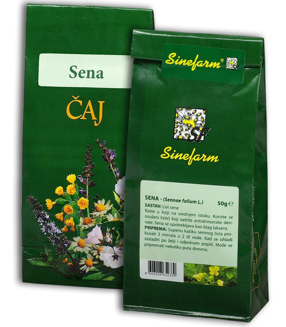 Sena čaj-50 g-e