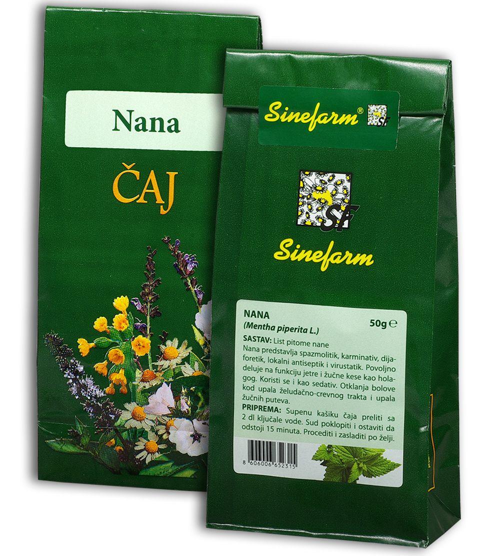 Nana čaj-50 g-e