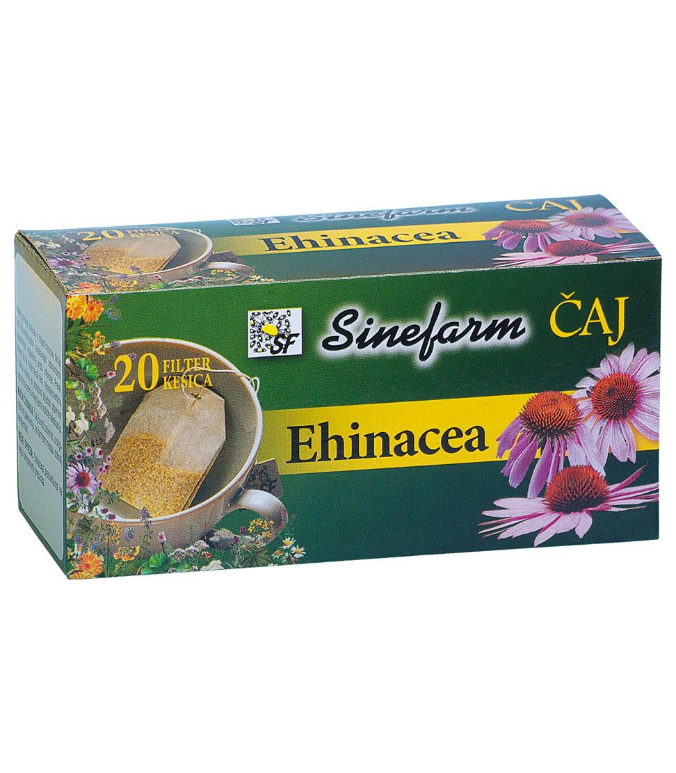 Ehinacea čaj-filter kesice-30 g-e