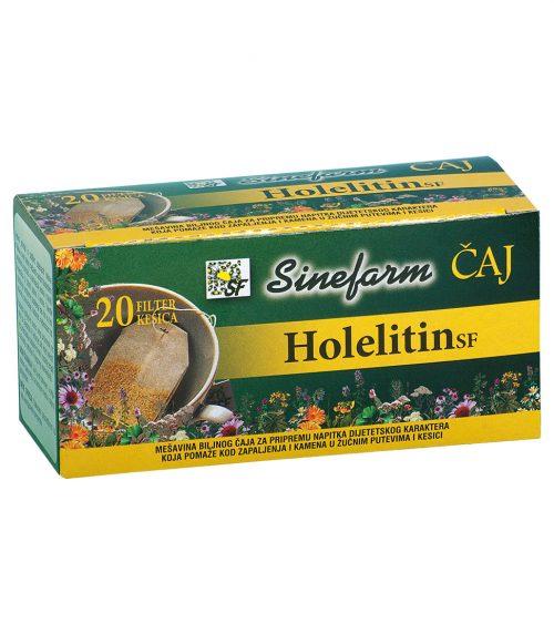 Holelitin filter
