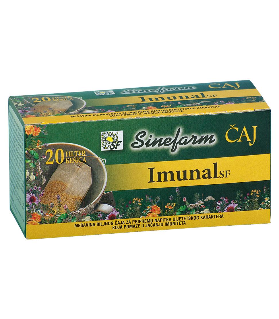 Čaj za jačanje imuniteta -30 g-e filter kesice-IMUNAL