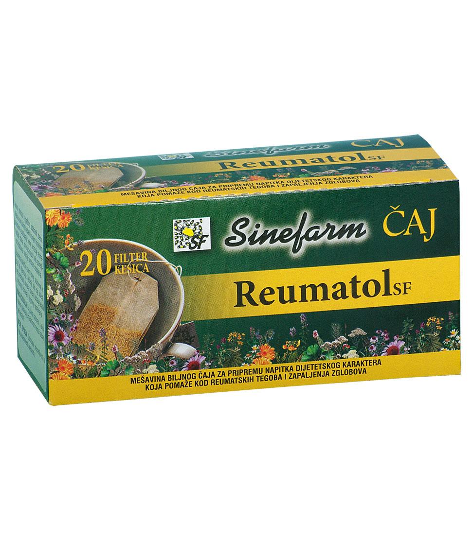 Čaj protiv reumatskih tegoba -30 g-e <br>filter kesice-REUMATOL