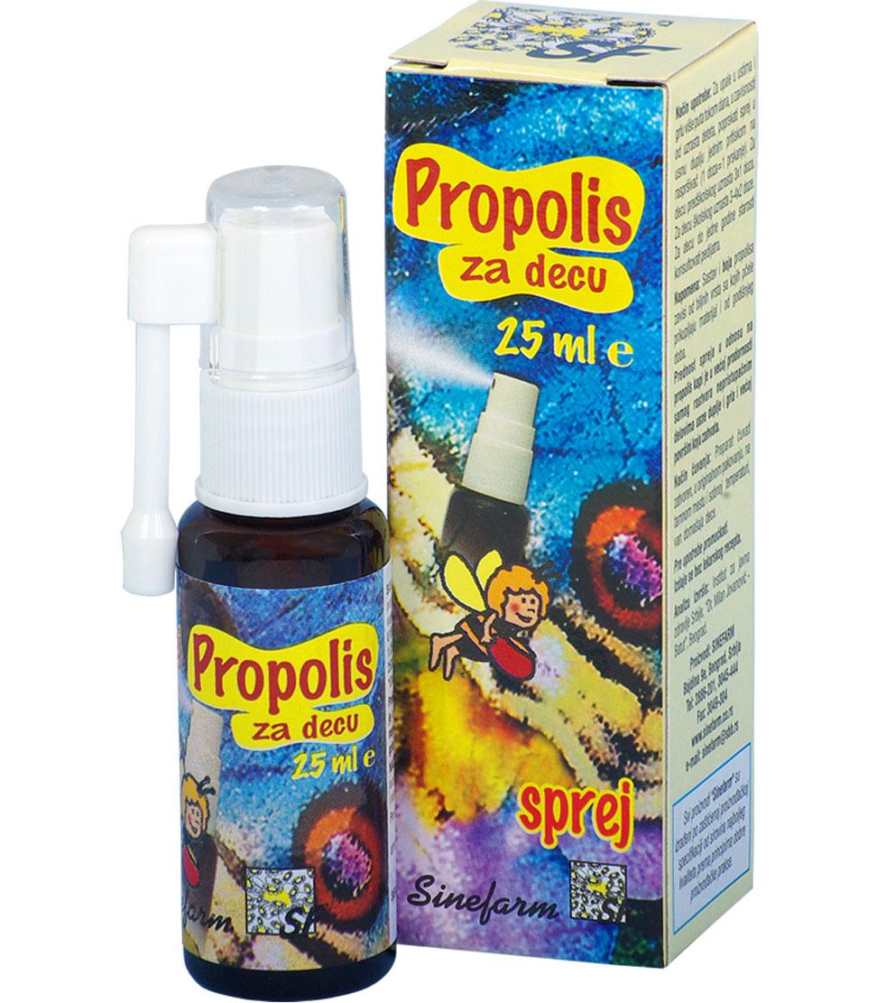 Propolis sprej za decu-25 ml-e