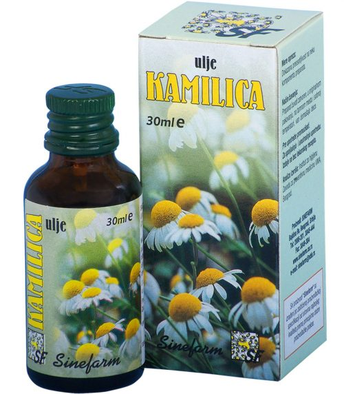 Ulje 30ml Kamilica 2020 1