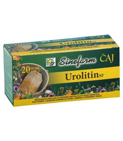 Urolitinl filter
