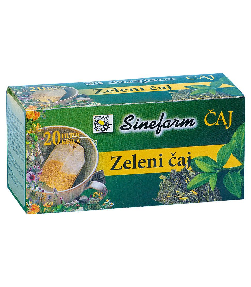 Zeleni čaj-30 g-e filter kesice