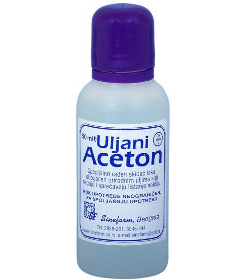 Aceton Uljani