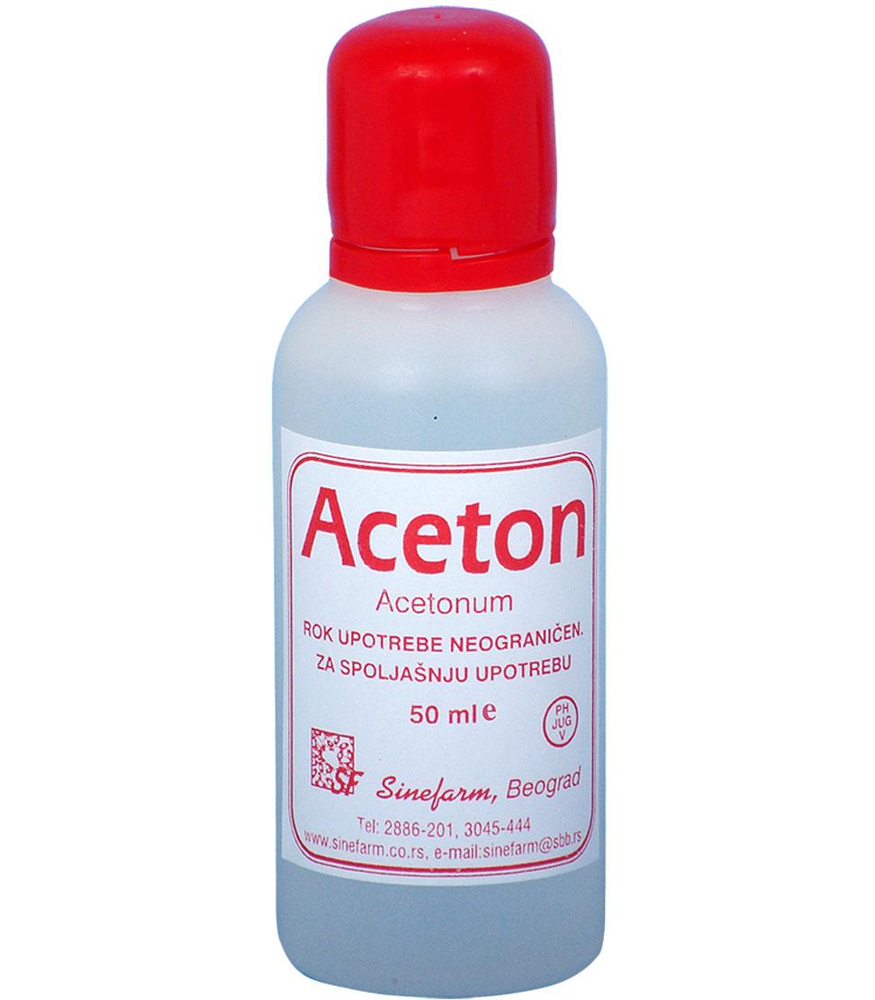 Aceton-50 ml-e
