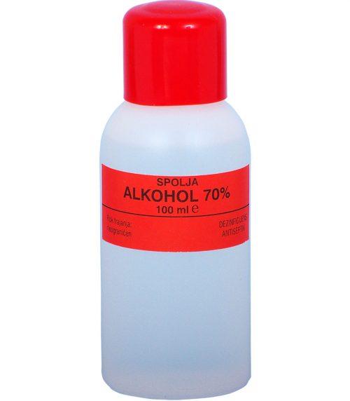 Alkohol 70 100 ml