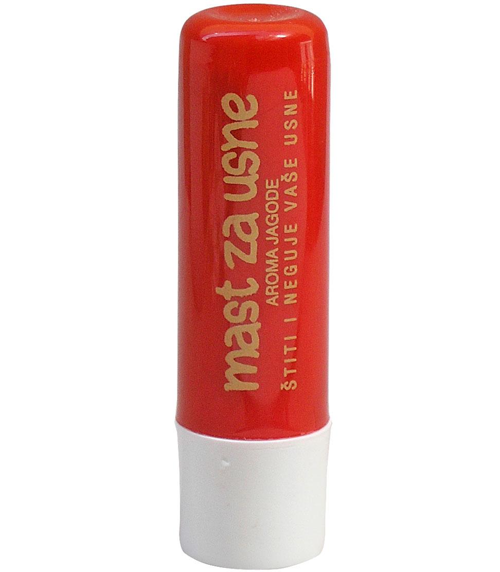 Mast za usne-stik -aroma jagode-