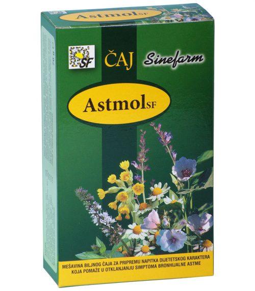 RINFUZ cajevi Astmol