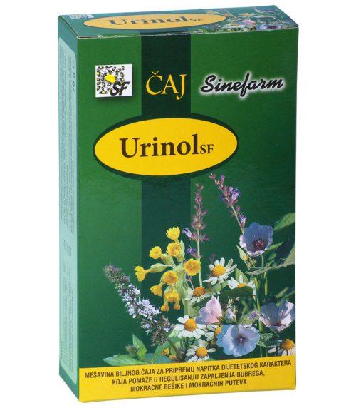 RINFUZ cajevi Urinol