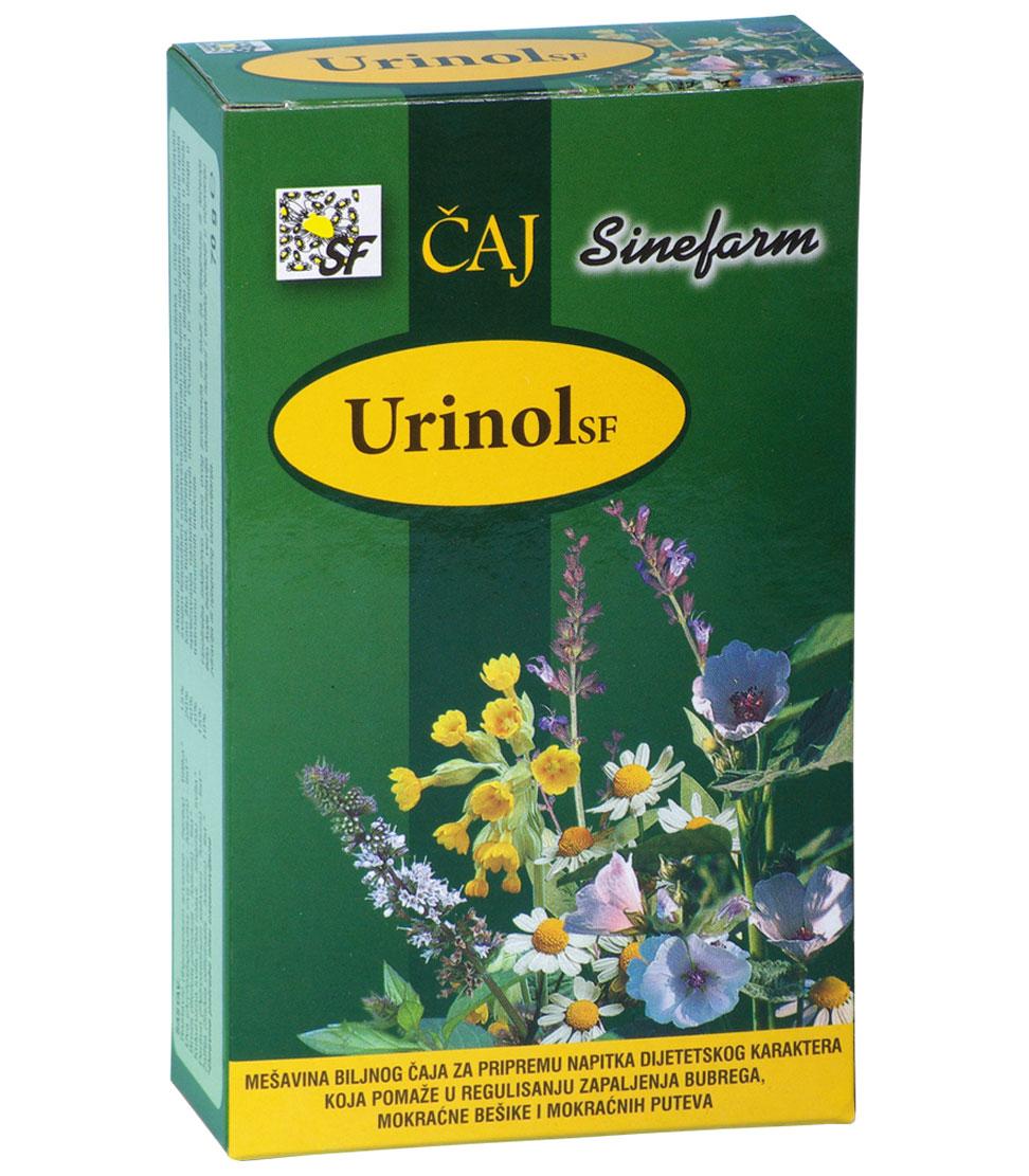 Čaj protiv zapaljenja bubrega-70 g-e rinfuz-URINOL