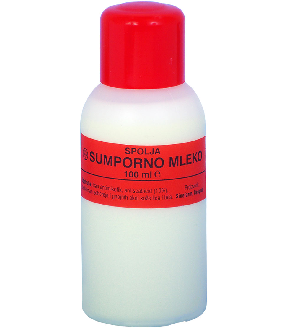 Sumporno mleko-100 ml-e