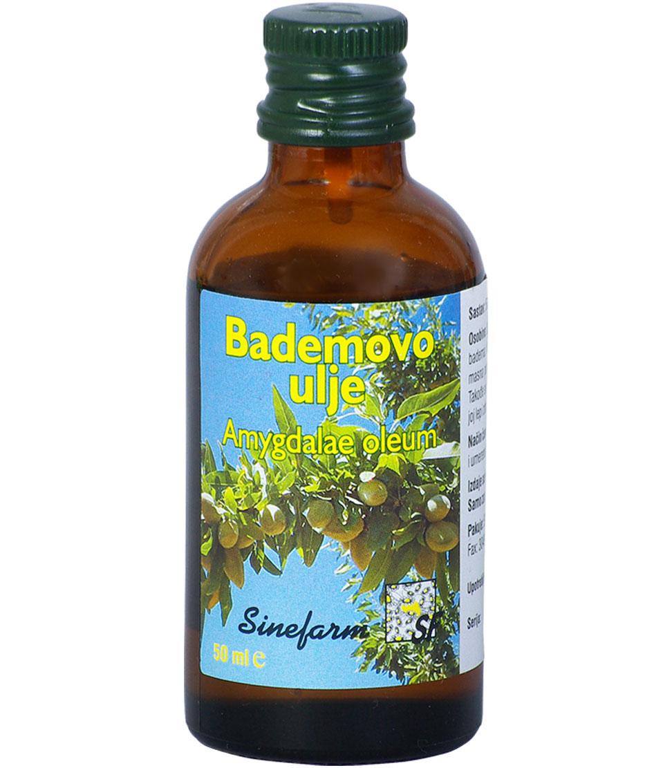 Ulje bademovo-50 ml-e